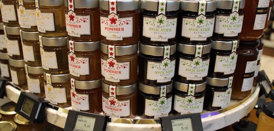 miel d'avocat - Découverte la nouvelle grande épicerie de Paris