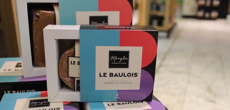 packaging le fondant baulois - Découverte la nouvelle grande épicerie de Paris
