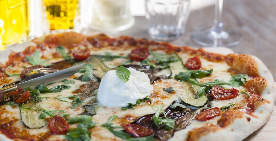 pizza - Restaurant Auteuil Brasserie mon QG de l'été