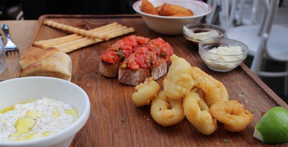 planche d'auteuil - Restaurant Auteuil Brasserie mon QG de l'été