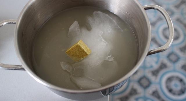 faire chauffer ls bouillons - Soupe thaï au poulet