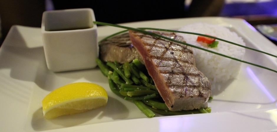 thon snacké - Voyage foodie à Saint Barth