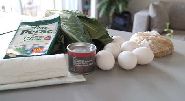 ingredients-tarte-rustique-a-la-tomme-de-brebis