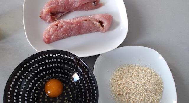 preparer-la-panure-escalope-de-dinde-croustillante-aux-marrons