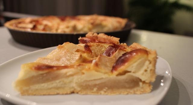servir-la-tarte-aux-pommes-de-chef