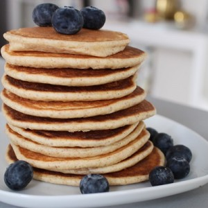 Recette facile pancakes-healthy-proteines