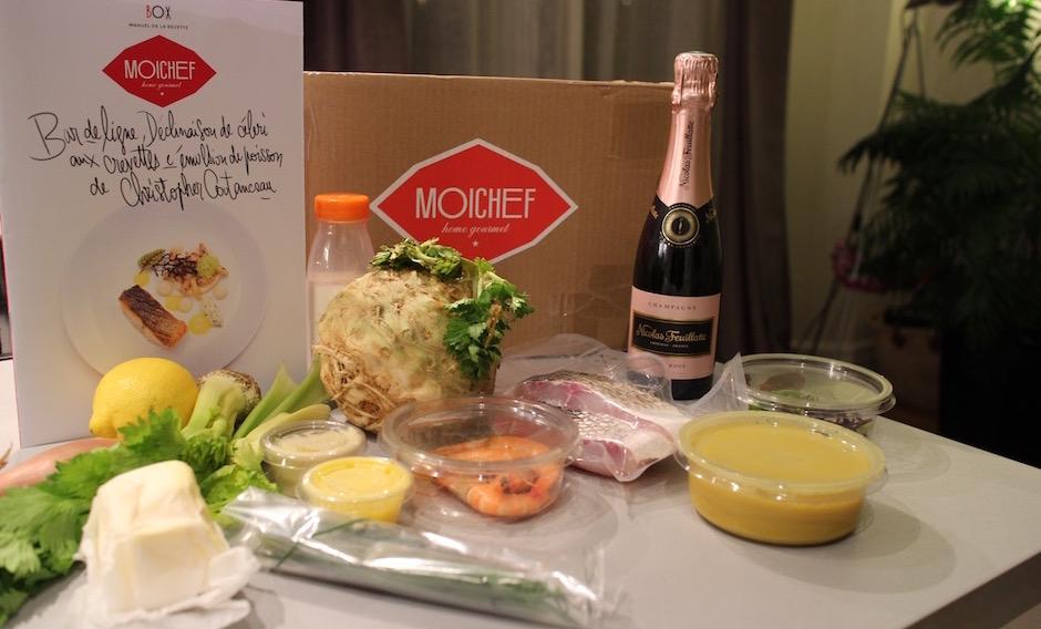 Box - Moi Chef - Qui sera le Chef