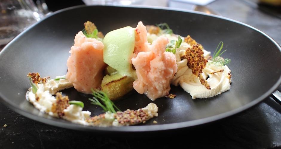granny au naturel - Restaurant Dessance - les fruits et légumes sont les stars
