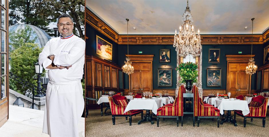 Jean Luc Rocha Chef - Restaurant Saint-James Paris l'étoilé secret