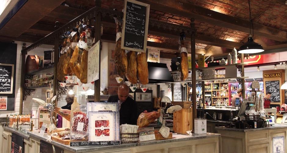 bellota bellota - Visite guidée des halles de Lyon Paul Bocuse