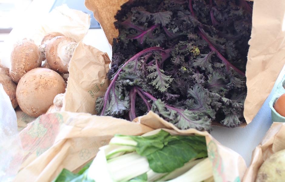 chou kale - Brunch terroirs d'avenir
