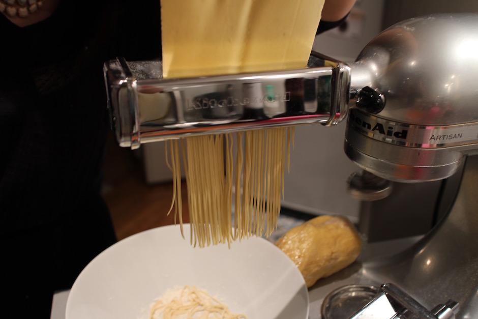 spaghettis - Soirée Pasta La Vista Baby