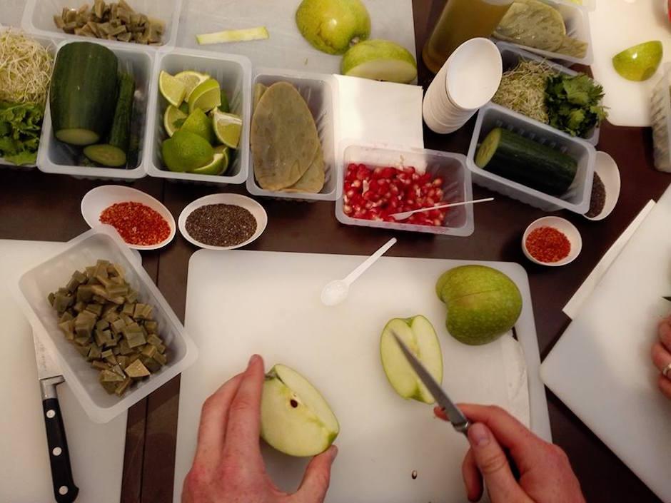 cours de cuine mexicaine - - Festival Qué Gusto La gastronomie mexicaine à Paris