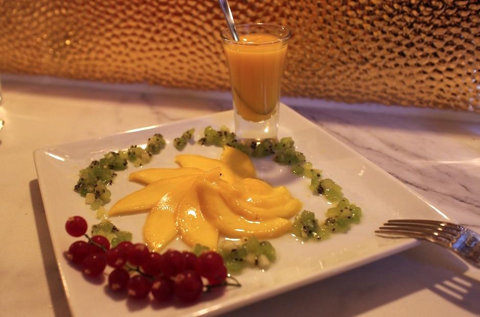 fruits de saison - Ostrea et Perdition bar à huitres et à cocktails