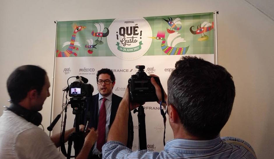 interview - Festival Qué Gusto La gastronomie mexicaine à Paris