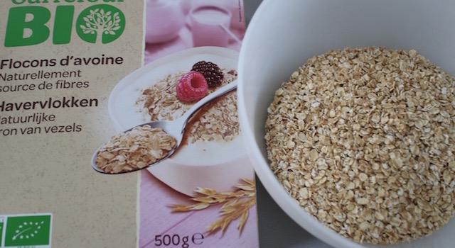 flocons d'avoine - Céréales exotiques croustillantes