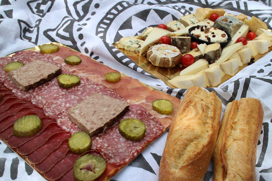 fromages et charcuteries - original tendance - My Beautiful PicNic