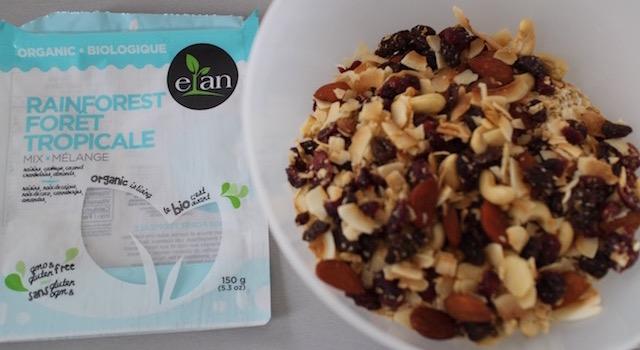 mélange de graines bio - Céréales exotiques croustillantes