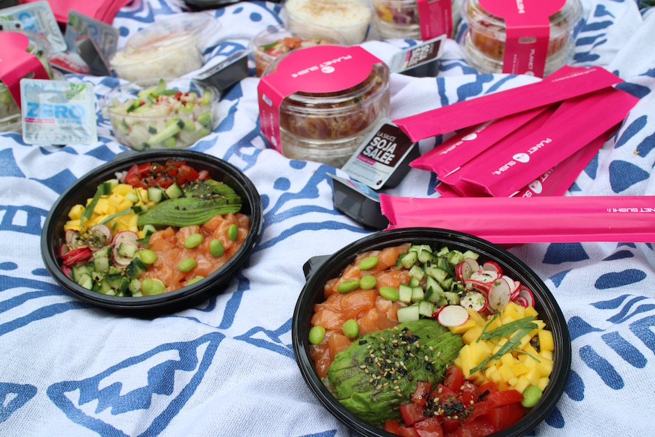 planet sushi - original tendance - My Beautiful PicNic