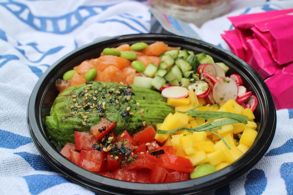poke bowl - original tendance - My Beautiful PicNic