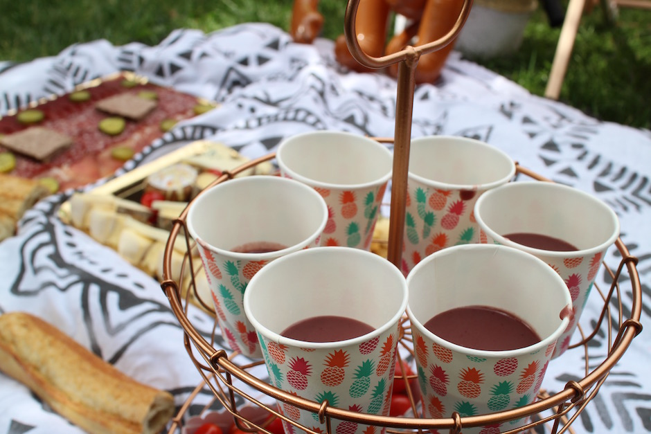 stand boissons - original tendance - My Beautiful PicNic