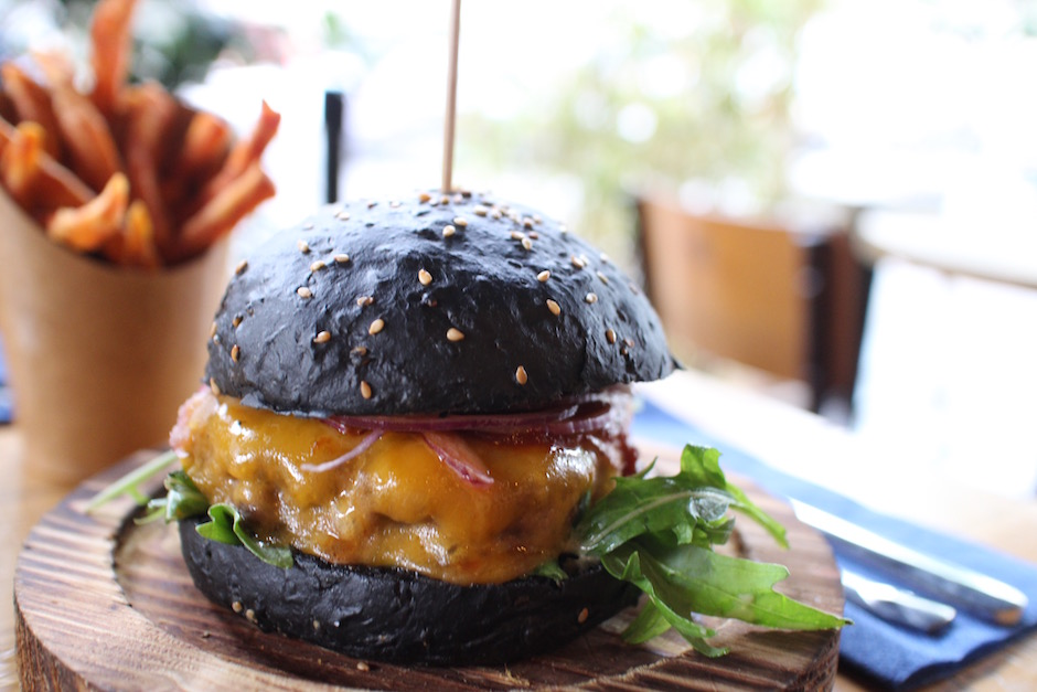 gagnant coupe de france des burgers - Black OG - le meilleur burger de France