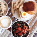 Recette Le meilleur brunch healthy et maison de Paris