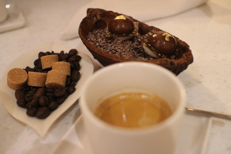 le soucis du détail - Restaurant ERH - la gastronomie française vibre sous l'inspiration japonaise