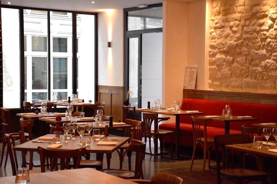 salle Restaurant L'oseille de la Bourse