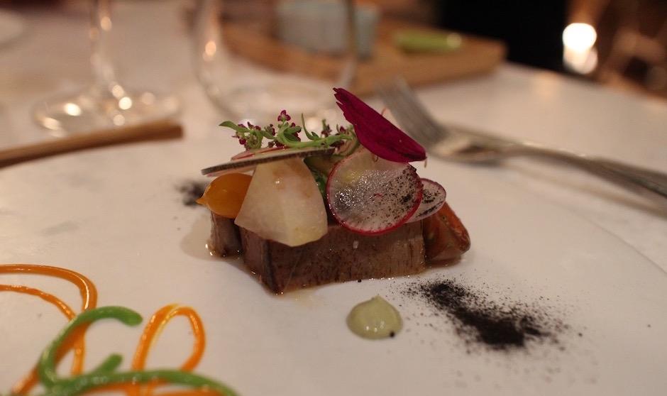 thon rouge - Restaurant ERH - la gastronomie française vibre sous l'inspiration japonaise