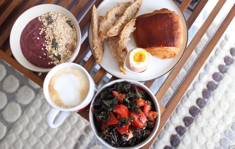 trouver servir Le meilleur brunch healthy maison de Paris