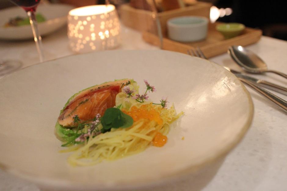 truide de banka - Restaurant ERH - la gastronomie française vibre sous l'inspiration japonaise