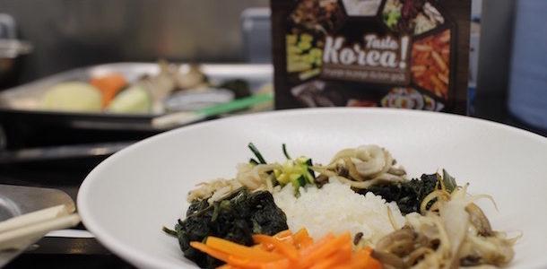bibimbap - Le goût de la Corée - Taste of Korea