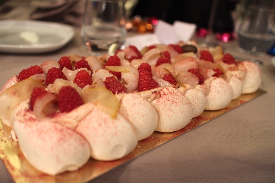 buche la meringaie - magnifique-diner-de-noel-livre