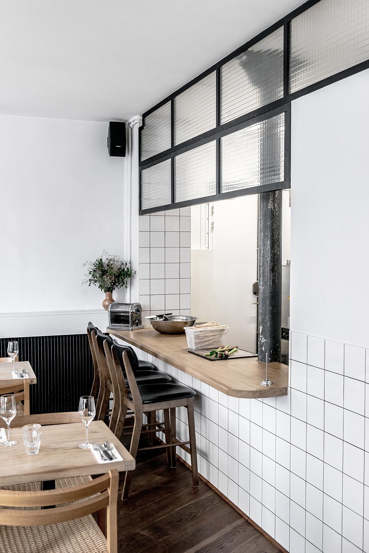Passe table - Restaurant Robert le neobistrot qui eveille vos papilles