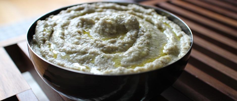 Le vrai Caviar d'Aubergines - Baba Ganoush
