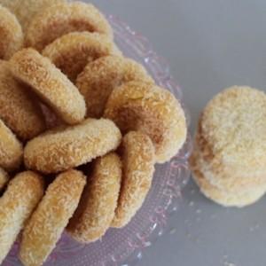 Veggie biscuits noix de coco