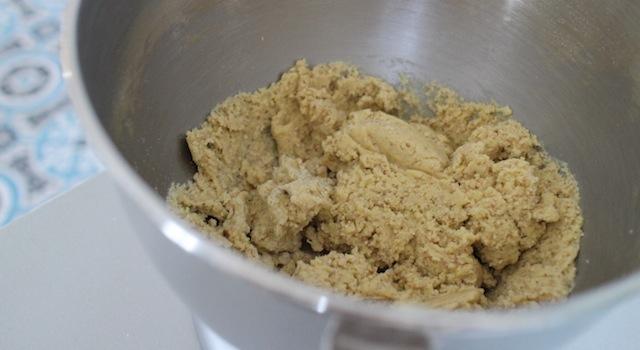 appareil à sablé - Biscuits sablés au sésame