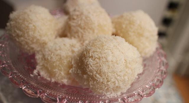 les perles de coco maison fondantes et moelleuses - perles de coco au rice cooker