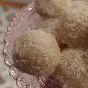 perles de coco au rice cooker