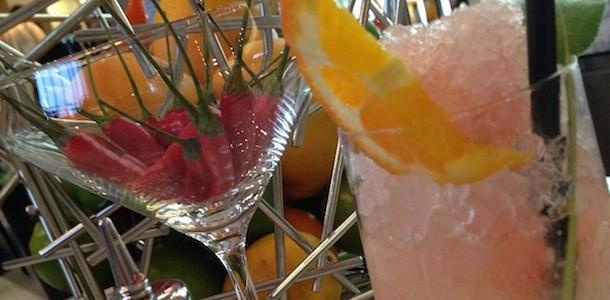 Cocktail épicé et caliente - Un dîner en amoureux épicé et caliente