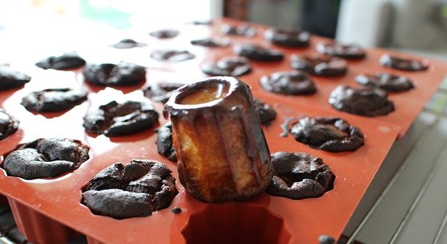 cuisson des cannelés - Des cannelés comme à Bordeaux