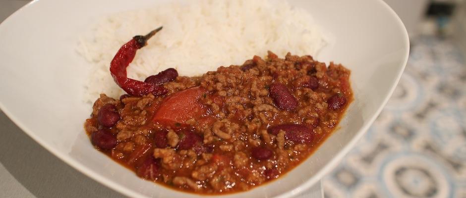 Recette Chili con carne - le symbole Tex-Mex