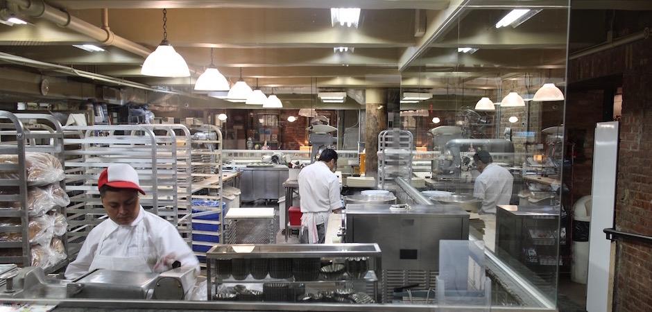 le laboratoire démesuré du chelsea market - Pont de Brooklyn Manhattan New-York Foodie - le voyage gastronomique