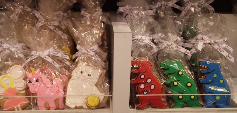 les plus beaux cookies dinosaures - Pont de Brooklyn Manhattan New-York Foodie - le voyage gastronomique