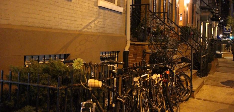 vélos à manhattan - Pont de Brooklyn Manhattan New-York Foodie - le voyage gastronomique
