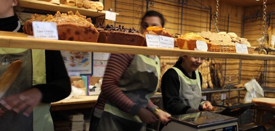 boulangerie - Le marché de Talensac - la visite foodie à Nantes