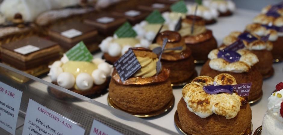 vincent guerlais la patisserie - Le marché de Talensac - la visite foodie à Nantes