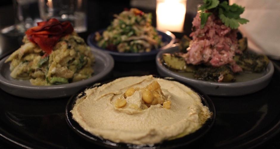 Houmous Mezze Mezzelse - Maison Else - table tendance parisienne