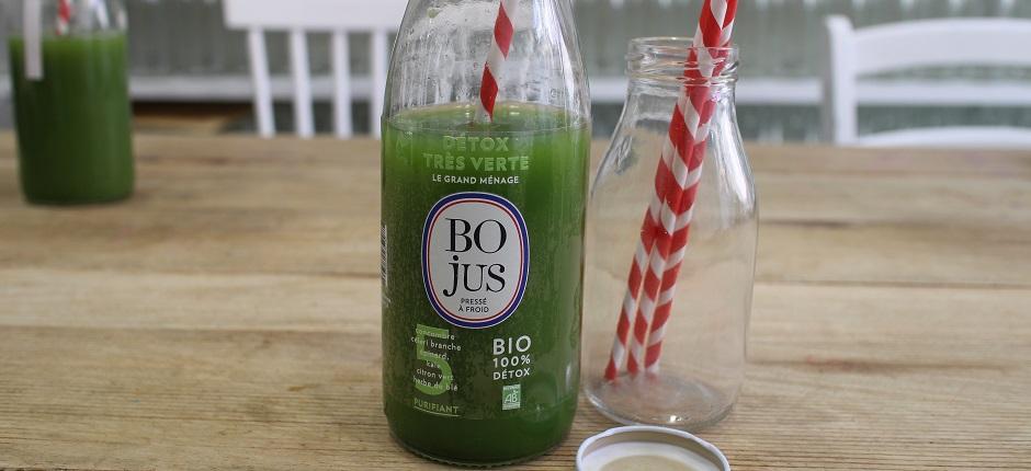 Très bon jus frais de légumes - Bojus beautiful jus